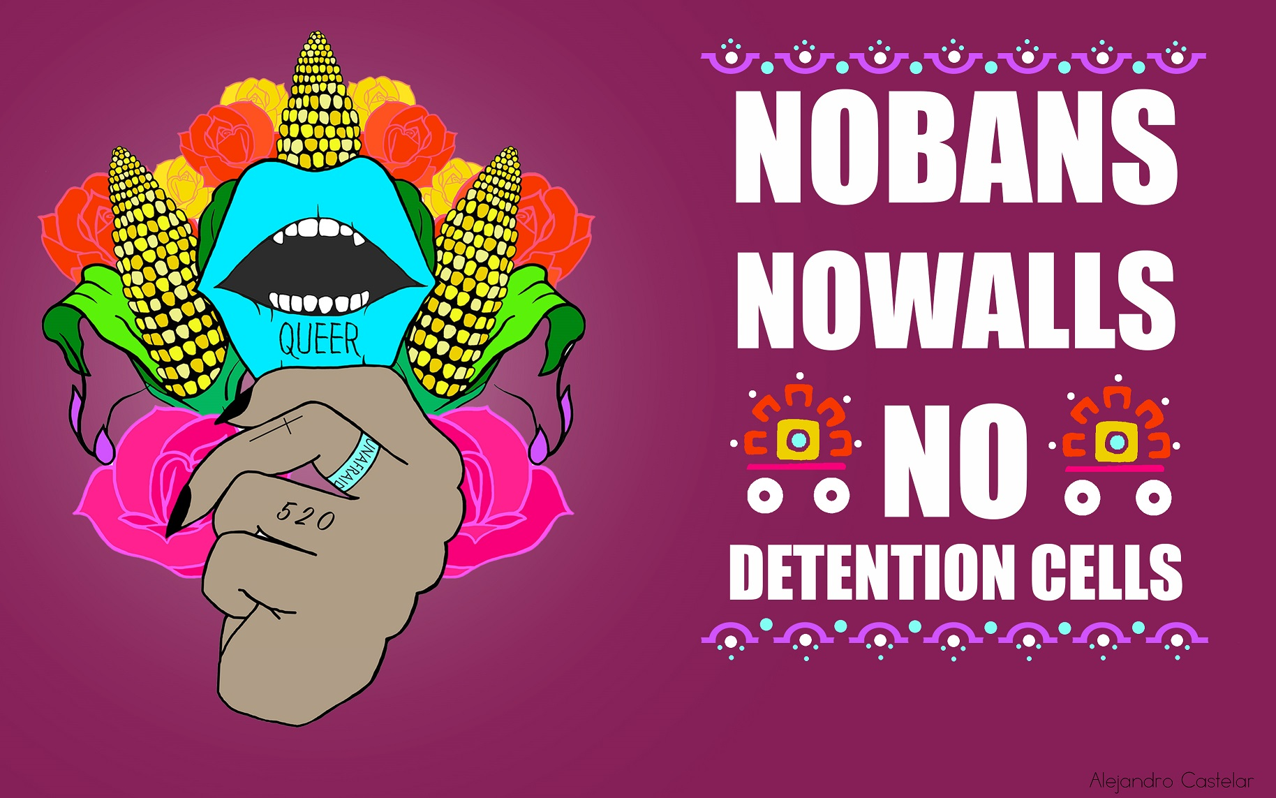 No Bans, No Walls, No Detention Cells: A UA Graduate Student Conference on Migration